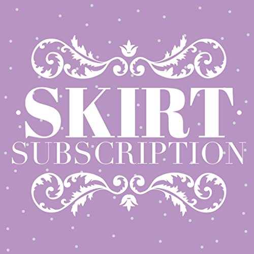 Baby Toddler Girls Skirt Subscription-Gift Subscription- Baby Monthly Subscription-12 months by The Tiny Twirl