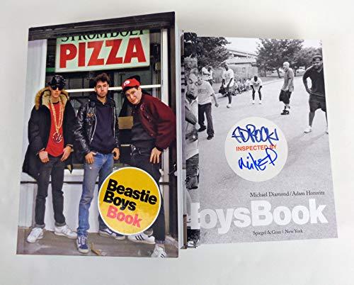 The Beastie Boys Band Signed Autograph 1st Edition The Beastie Boys Book COA
