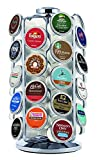 Keurig 5000196801 K-CupPod Carousel Coffee Machine Accessory, 36 Count, Chrome