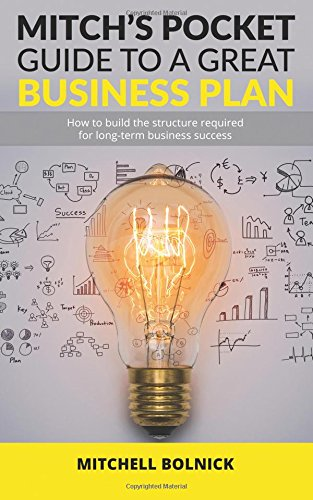 (Mitch's Pocket Guide to a Great Business Plan)