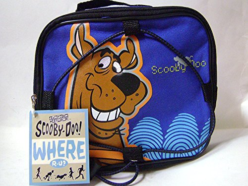 Scooby Doo Lunch Box Blue ()