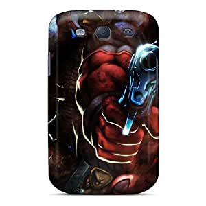 Hot Snap-on Deadpool Hard Covers Cases/ Protective Cases For Galaxy S3