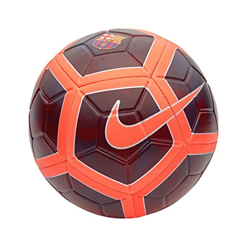 fan products of NIKE FC Barcelona Strike Ball [NIGHT MAROON] (4)