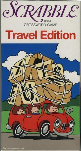 Scrabble Travel Edition