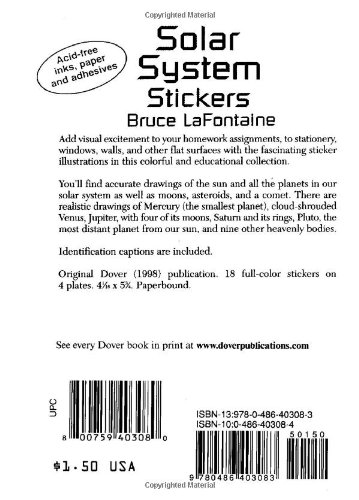 Solar-System-Stickers-Dover-Little-Activity-Books-Stickers