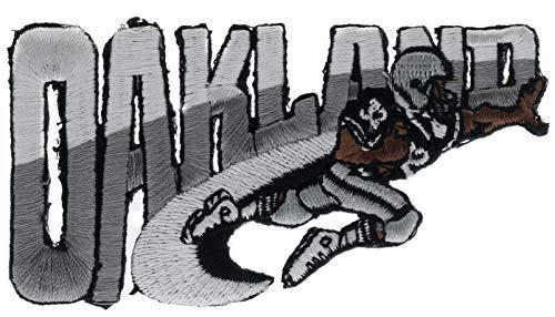 Vintage Oakland Football 4
