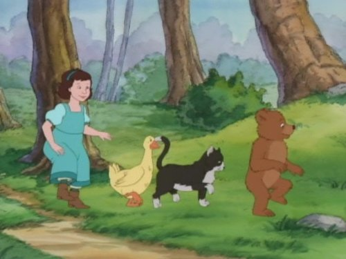 - Follow the Leader/Little Scarecrow Bear/Little Bear and the Baby