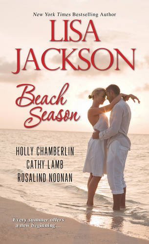 book cover of Beach Season