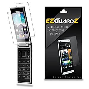 (2-Pack) EZGuardZ Screen Protector for Samsung Galaxy SM-G9198 (Ultra Clear)