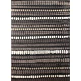 DiB BSA060-1001/101 Tapete Decorativo, Star Elements, 60X110 cm, Color Chocolate