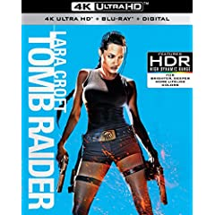 Lara Croft: Tomb Raider and Lara Croft Tomb Raider: The Cradle of Life on 4K Feb. 27 from Paramount