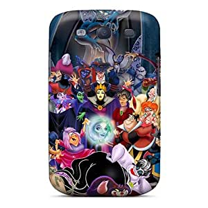 High Quality Phone Case For Samsung Galaxy S3 With Provide Private Custom HD Big Hero 6 Series MansourMurray