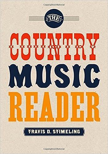 Scarica libri di gioco gratuiti su Google The Country Music Reader 0199314926 by Travis D. Stimeling in italiano PDF
