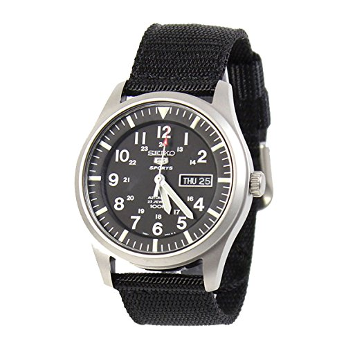 Seiko Men's 5 Automatic Watch SNZG15K1