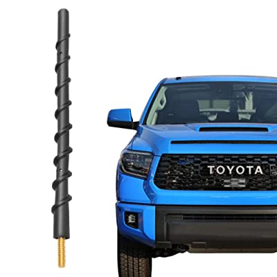 VOFONO 7 Inch Car Wash Proof Replacement Antenna Fits 2000-2020 Toyota Tundra: Automotive