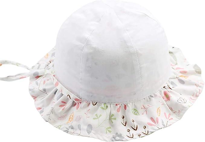 AIYObaby Baby Sun Hat Wide Brim Outdoor Beach Hat with UPF 50+