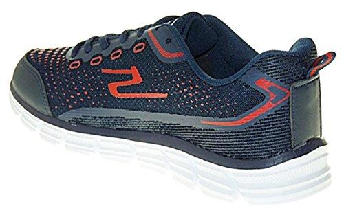 art 842 Neon Turnschuhe Schuhe Sneaker Sportschuhe Neu Herren