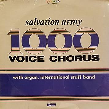 Salvation Army 1000 Voice Chorus Salvation Army 1000 Voice Chorus