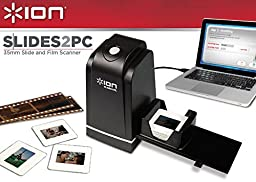 Ion SLIDES2PC 35mm Photo Negative and Slide Converter to PC