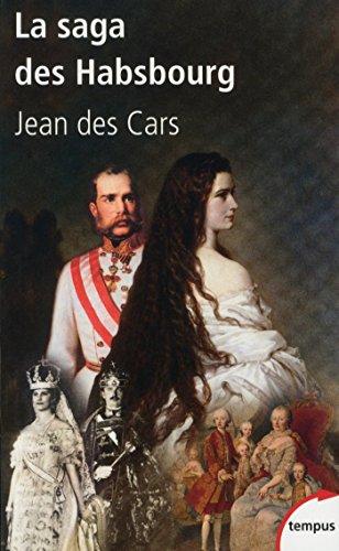 B.E.S.T La saga des Habsbourg (French Edition) [P.D.F]