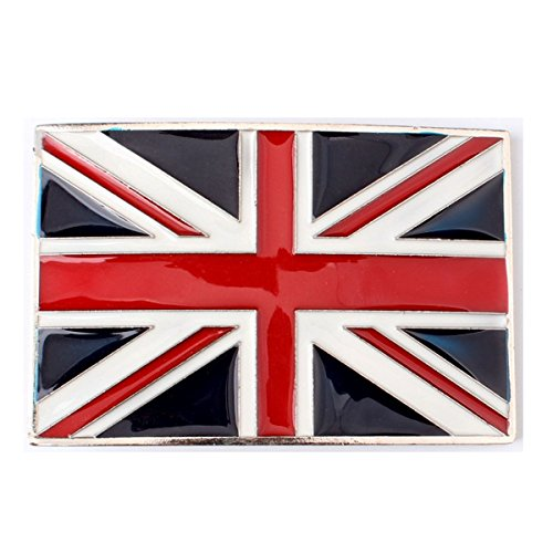 union jack belt buckle - 4
