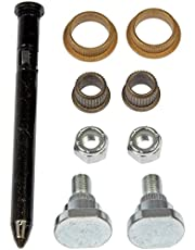 Dorman 38401 Door Hinge Pin and Bushing Kit Black