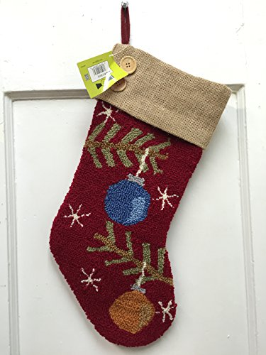 Jingle Bell Stocking (2D)