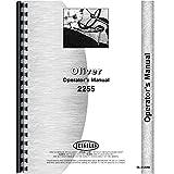 New Oliver 2255 Tractor Operators Manual
