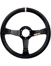Sparco 015R345MSN Suede Steering Wheel