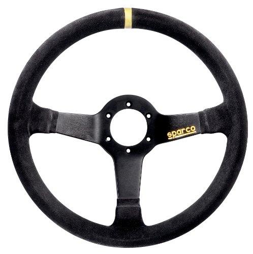sparco-015r345msn-suede-steering-wheel