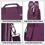 Voova 17 17.3 Inch Laptop Bag Briefcase, Expandable