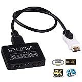 Best Hdmi Splitters - LinkS 1x2 2 Ports HDMI Powered Splitter Review