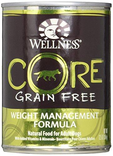 Wellness Core Grain Free Weight Management – 12X12.5Oz