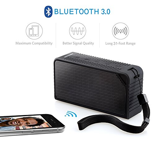 Bluetooth-SpeakersURPOWER-Hi-Fi-Portable-Wireless-Stereo-Speaker-with-7-LED-Visual-Modes-and-Build-in-Microphone-Support-Hands-free-Function-for-iPhone-7-Plus7SamsungTablets-and-More-Z3