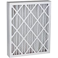 Bestair Ba4-2025-8 Pleated Air Filter, 20 X 25 X 4 (Pack of 3)