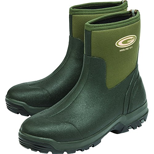 Adults Midline Green Moss Grubs Unisex Boots BOqdcw