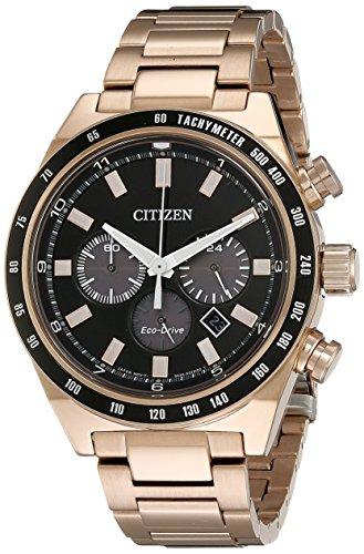 Citizen CA4203 54E Chronograph Display Japanese
