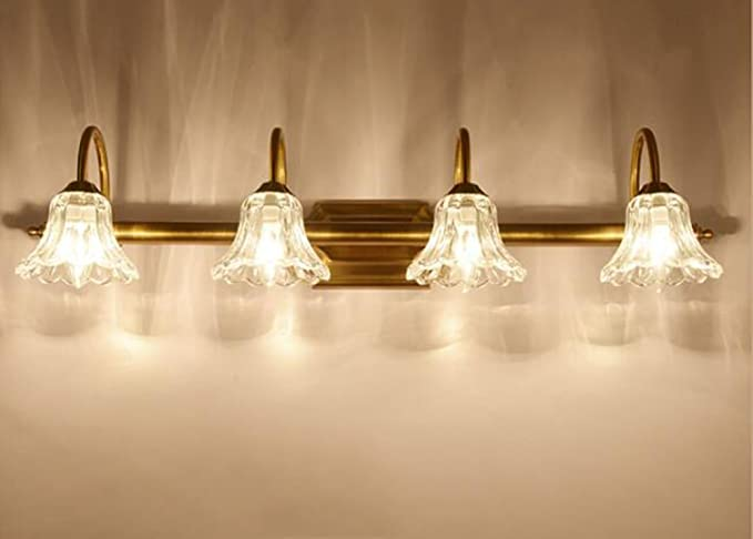 Specchio luce frontale bagno specchio armadio lampada camera da