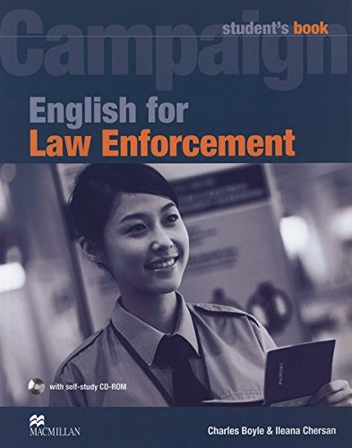 Campaign: English for Law Enforcement / Student's Book + CD-ROM