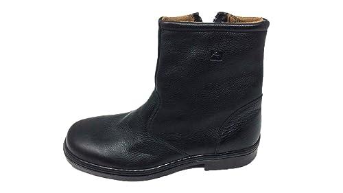 Bota/Botines/Hombre/Chico/Himalaya/Piel /Cremallera: Amazon.es: Zapatos y complementos