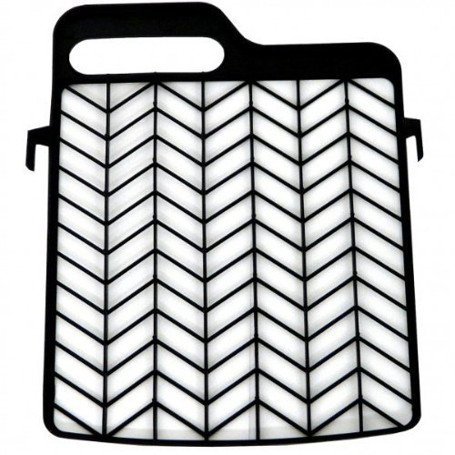 Color Expert 84832810 Paint Stripper Grid 26 x 28 cm, Plastic Black