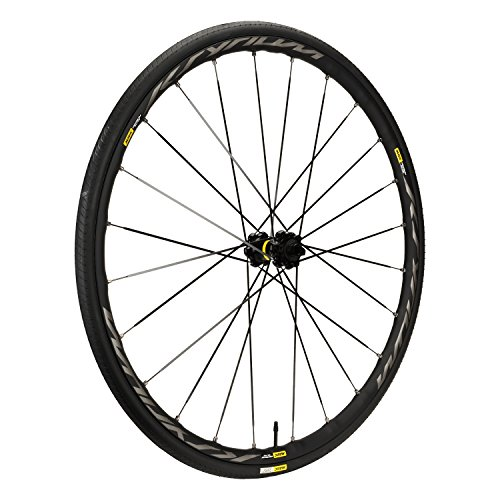 Mavic Ksyrium Rims (Mavic Ksyrium Elite Disc Front Wheel - Closeout)