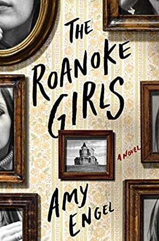 book cover of The Roanoke Girls
