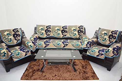 Fabulous Kingly Sofa Cover For 5 Seater With Arm Product Code Ax1284 Pabps2019 Chair Design Images Pabps2019Com
