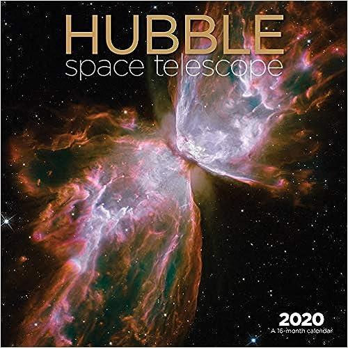Livre pdf gratuit a telecharger Hubble Space Telescope 2020 Calendar
