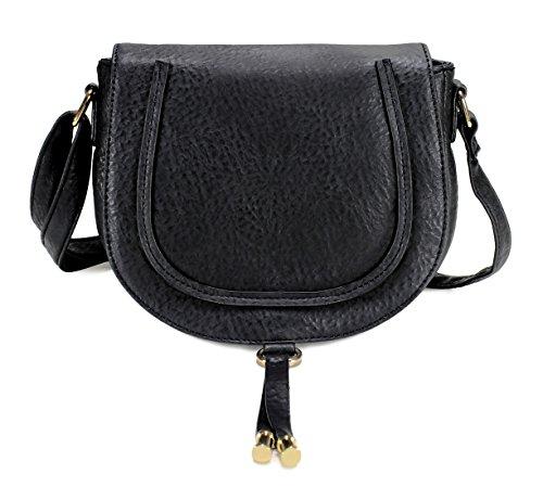 side bags for women black - 6