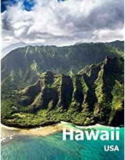 Hawaii: Coffee Table Photography Travel Picture Book Album Of A Hawaiian State Island And Honolulu City In USA Country Large Size Photos Cover