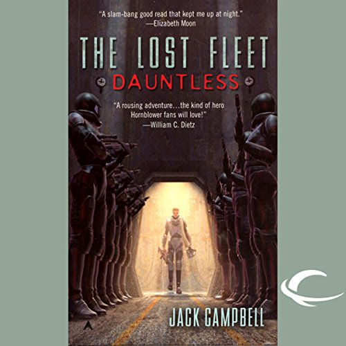 The Lost Fleet: Dauntless cover