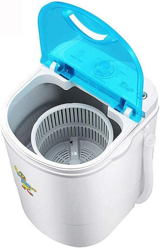 WCY Mini Lavadora Secadora portátil Compacto Lavadora for la Ropa Ropa Interior Calcetines Toallas yqaae