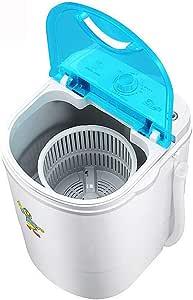 JFFFFWI Mini Lavadora portátil compacta Lavadora centrifugadora para Ropa Calcetines Ropa Interior Toallas
